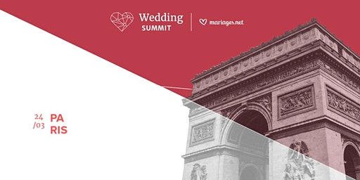 Wedding Summit 2020 - Paris