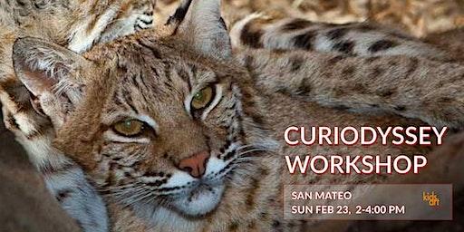 CuriOdyssey Workshop - Feb 23, 2020