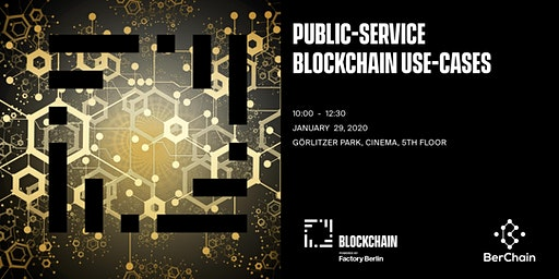 Public Services Use-cases for Blockchain ?