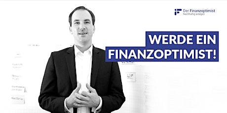 Finanzoptimistische Vorsätze: #saubererErtrag Tickets