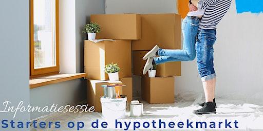 Informatiesessie 'Starters op de hypotheekmarkt'  Koning Willem II Stadion