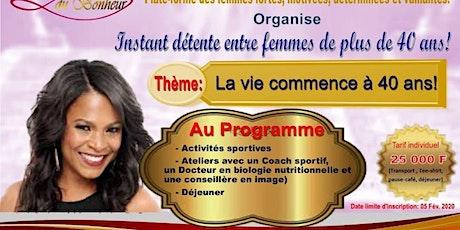 INSTANT DETENTE ENTRE FEMMES DE PLUS DE 40 ANS! billets