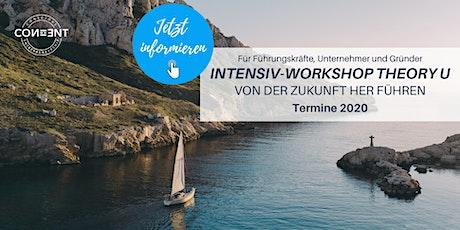 "Intensiv Workshop ""Theory U"" (1 Tag) Tickets"