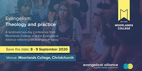 Evangelism: Theology and Practice Conference 2020 tickets