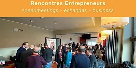 Rencontre Dirigeants - speedmeeting entrepreneurs billets