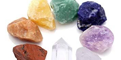 The Weston Collective Well-Being Event - The Myths and Magic of Crystals tickets