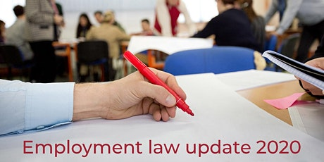 Employment law update - 5th February 2020 tickets