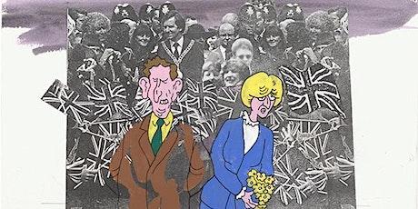 Cartoon Animation: Satire and Subversion tickets