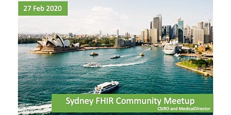 Sydney FHIR  Community Meet-up tickets