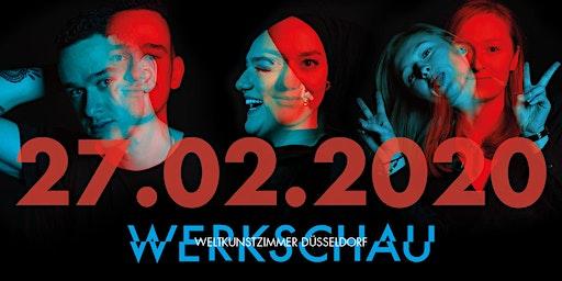 MD.H DÜSSELDORF WERKSCHAU 2020 IM WELTKUNSTZIMMER