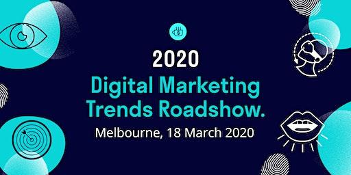 2020 Digital Marketing Trends Roadshow: Melbourne