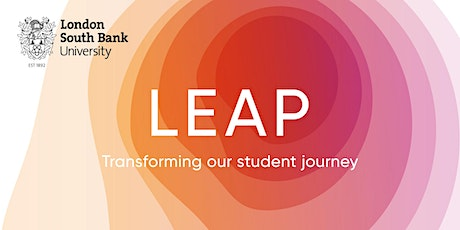 LEAP Student Experience Focus Group (for students) tickets
