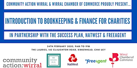 Introduction to Bookkeeping & Finance for Charities tickets