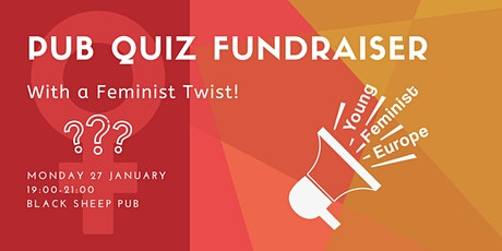 Pub Quiz Fundraiser - With a Feminist Twist! tickets