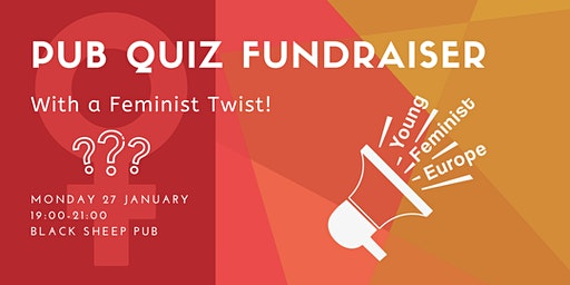 Pub Quiz Fundraiser - With a Feminist Twist!