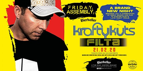 Friday Assembly with KraftyKuts and Filta tickets