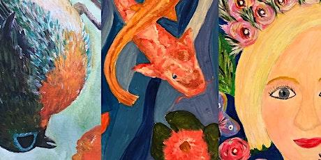 Marvellous Monday Art Classes tickets