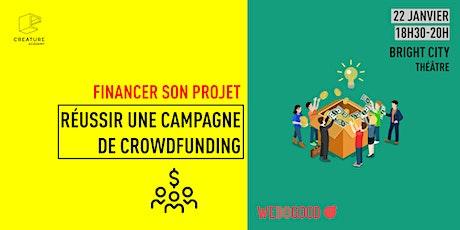 Réussir une campagne de crowdfunding billets