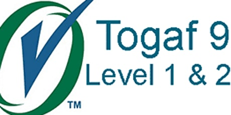 TOGAF 9: Level 1 And 2 Combined 5 Days Training in Paris tickets