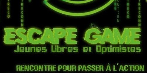 Escape Game : Jeunes Libres et Optimistes