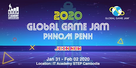 Global Game Jam Phnom Penh 2020 tickets