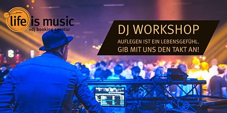 Kostenloser DJ Workshop w/ David Legend [life is music bookings] Tickets