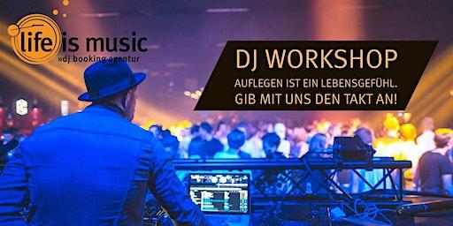 Kostenloser DJ Workshop w/ David Legend [life is music bookings]