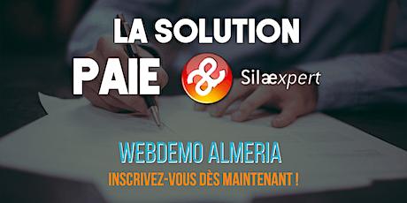 WEBDEMO ALMERIA - SILAE billets