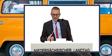 Besuch des Landtags Tickets
