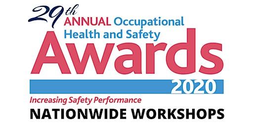 Safety Awards Workshop 2020 - Galway [13 February 2020]