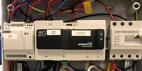 Hands-on opleiding STP CORE1 / SHP PEAK3 in combi met Data Manager M (ennexOS): SMA oplossingen voor commerciële PV Projecten tickets