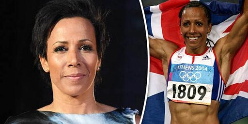 Dame Kelly Holmes 20th March 2020