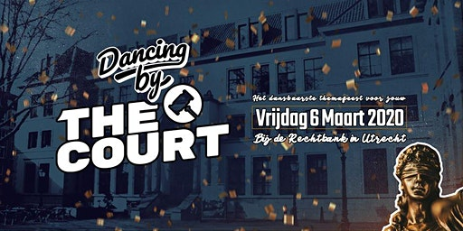 Dancing by the Court   De Rechtbank Utrecht