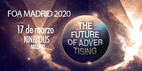 FOA Madrid 2020 entradas