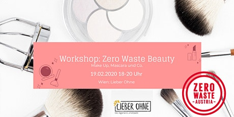 Zero Waste Beauty Tickets