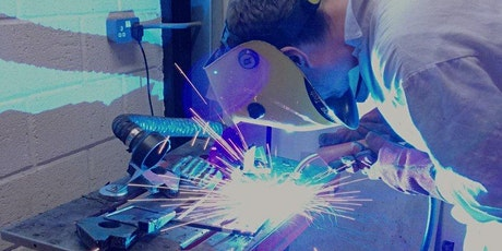 Introductory Welding for Artists (Mon 8 June 2020 - Afternoon) tickets
