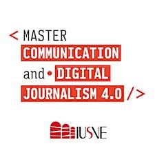 IUSVE - Master in Communication and Digital Journalism 4.0 - Milano logo