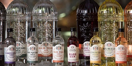 Gin Masterclass and Afternoon Tea tickets