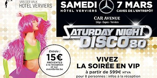 Soirée DISCO à l'Hotel Verviers
