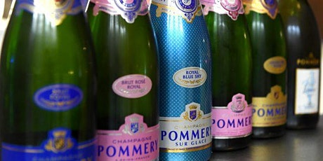 A Bubbly Occasion - Pommery Champagne Dinner tickets