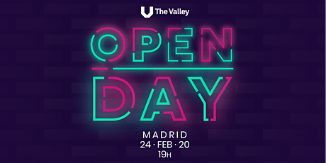 Open Day en The Valley Madrid entradas