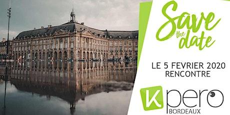Kpéro Bordeaux  #4 - soirée de rencontre entre multipotentiels et slasheurs tickets