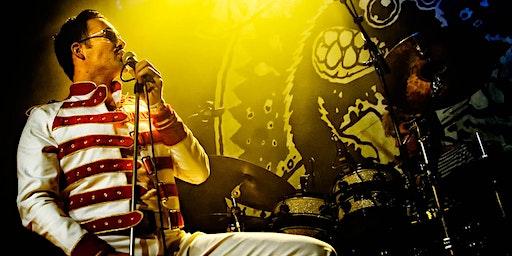 Queen Forever in Nieuwegein (Utrecht) 12-12-2020