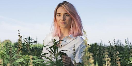 Cannabis Educate Program #4 à Paris avec Laure Bouguen