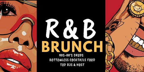 R&B Brunch 11 April BHAM tickets