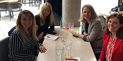 Design Thinking Masters Lunch am 21. Oktober 2020 in Stuttgart