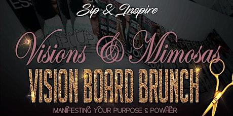 Visions & Mimosas   2020 VISION BOARD BRUNCH tickets