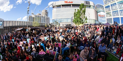 London Eid Festival at Westfield London