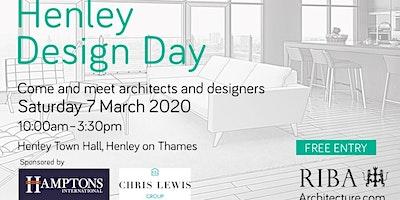 RIBA 8th annual Henley Design Day 2020