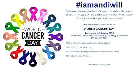 World Cancer Day 2020 tickets